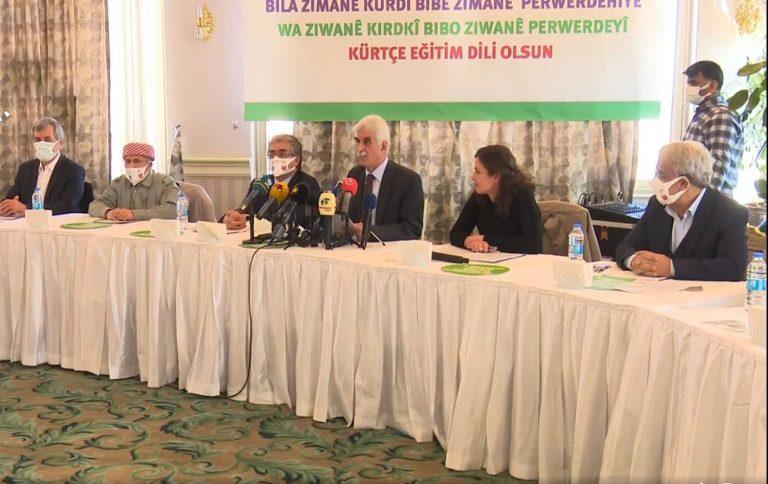 Kampanya milyonek îmzeyan a ji bo Kurdî dest pê…