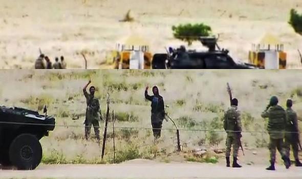 """""""الدفاع """" الإطاحة بأحد عناصر ولاية كركوك العراقية بداعش"""